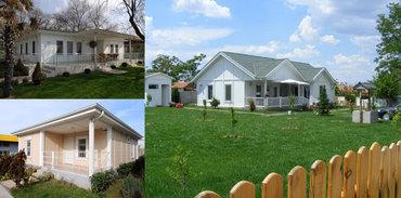 Emeklilerin ev hayali gerçek oluyor