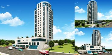 Bayrampaşa City Line'da inşaat başladı