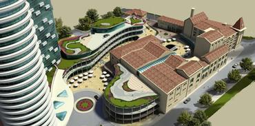 IC Yatırım Holding, Bomonti'ye Hilton getiriyor