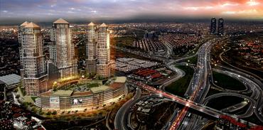 Keyfi Venedik, manzarası İstanbul
