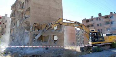Riskli bina tespiti için yeni çalışma