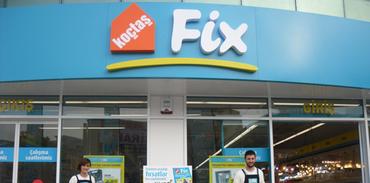 Türkiye'de ilk Koçtaş Fix mağazası açıldı