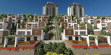 Karaman'da 6+1 daireler 329 bin TL