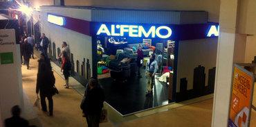 Alfemo, Rusya'da mağaza açacak