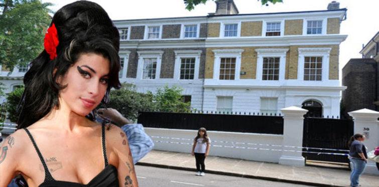 Amy'nin evi ucuzlayarak gitti