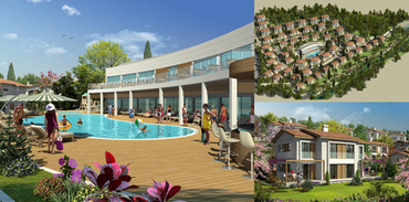 Soytez Vadi Evleri'nde fiyatlar 225 bin TL'den başlıyor