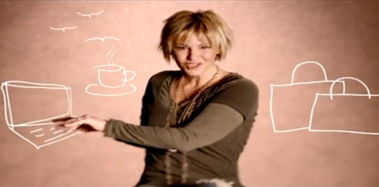 Ayşe Arman konut reklamlarını sevdi