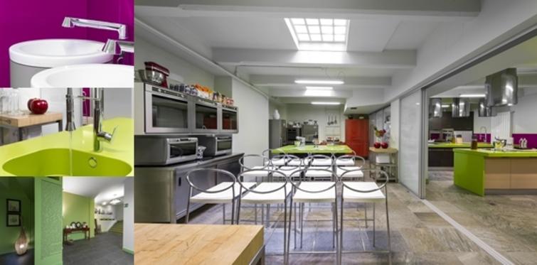 Congusto, Grohe mutfak bataryalarıyla donatıldı
