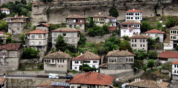 Tek tip yerine Osmanlı mimarisi