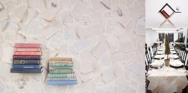 Evlerin dekorasyonu, zihinlerin dostu: Kütüphane