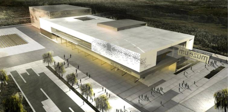 Neşet Ertaş Kültür Merkezi'ni Seha Yapı inşa edecek