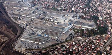 Kaleseramik'ten 2013 yılının ilk ihracatı