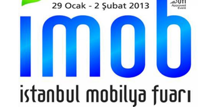 İMOB 2013, dünya mobilya sektörünü buluşturacak