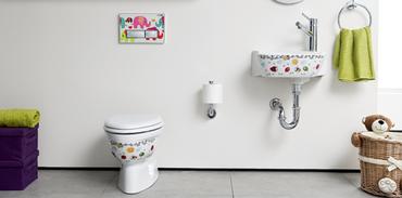 Banyolarda sessiz ve rengarenk çözümler