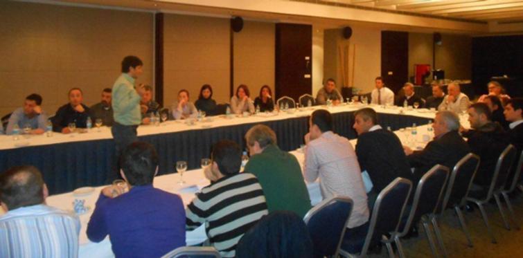 Ağaoğlu 2013'te sıfır iş kazası diyor