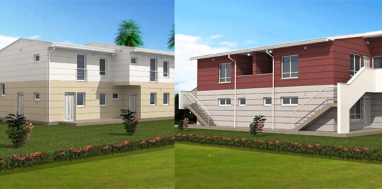 Steelife, Gabon'a yaşam alanı kuracak