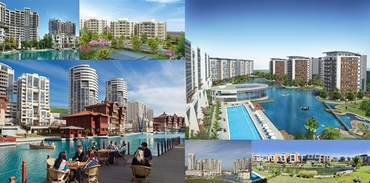 Sinpaş GYO, 2012'de 1510 konut sattı