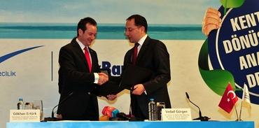 Bakanlık, Denizbank'la da protokol imzaladı