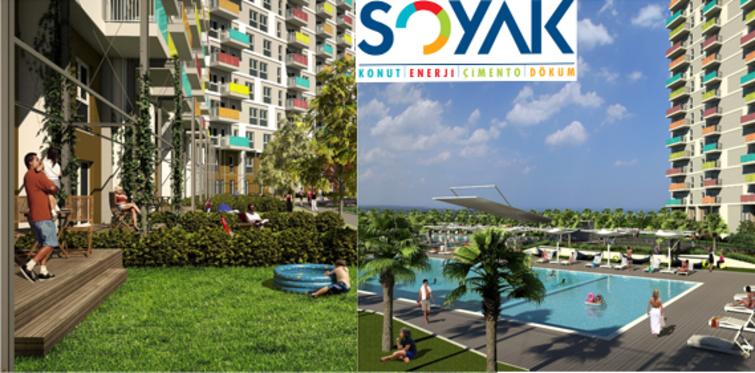Soyak Mavişehir Optimus'ta fırsatlar 3'ledi