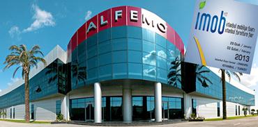 ALFEMO, yeni tasarımlarını İMOB'da tanıtacak