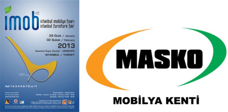 MASKO, İMOB Fuarı'nda olacak