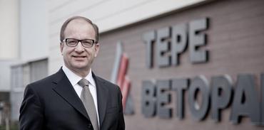 Tepe Betopan'dan yepyeni bir yatırım