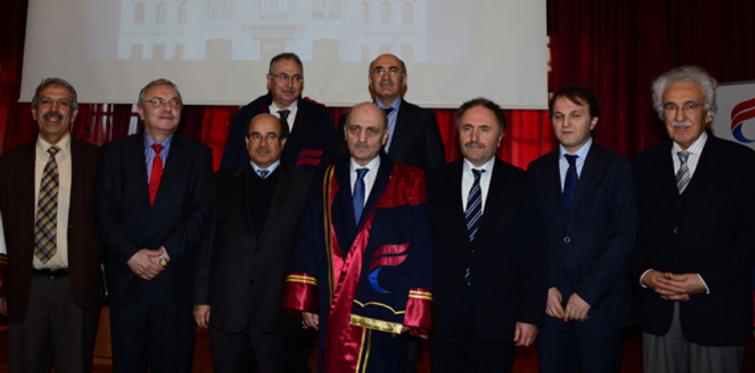 Erdoğan Bayraktar'a fahri doktora