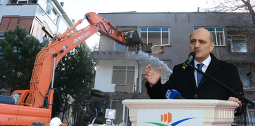 Kentsel dönüşüm seferberliği Üsküdar'da devam ediyor