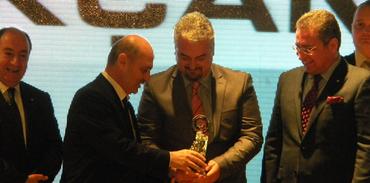 Safkan Çimento, İSO Çevre Ödülü'nü kazandı
