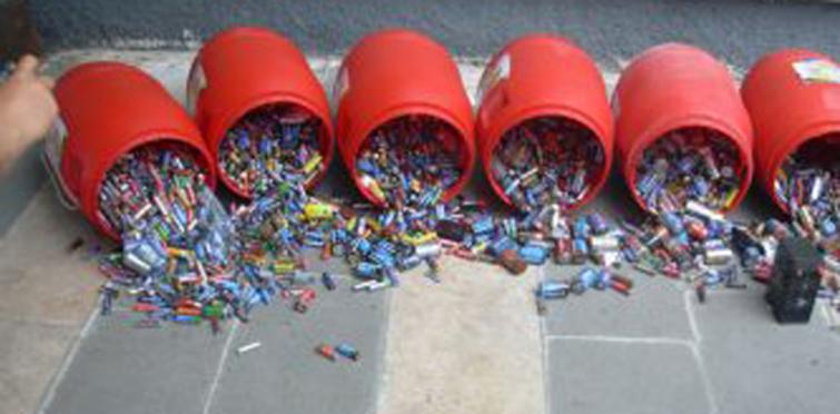 Çevre ve Şehircilik Bakanlığı'ndan atık pil atılımı