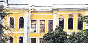Galatasaray Üniversitesi'nin onarımı başlıyor