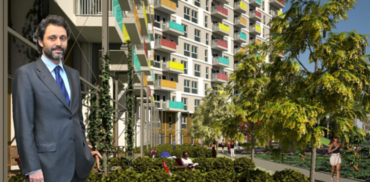 Soyak Mavişehir Optimus'ta % 1 peşinatla 216 daire