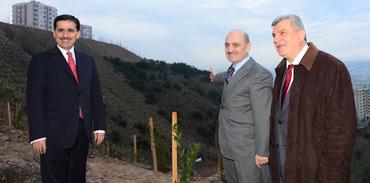 Yeşili Türkiye'ye adım adım yayacağız