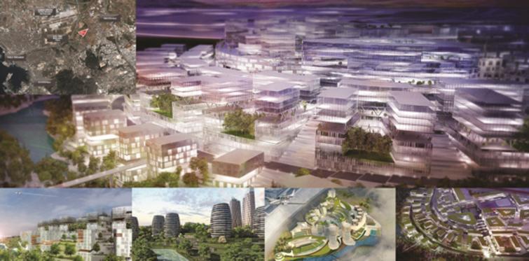 Anadolu Yakası'na teknoloji kenti geliyor