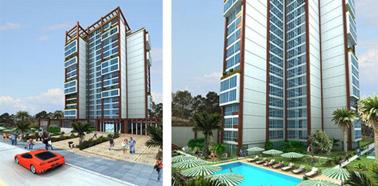 Yeni yaşam merkezi Güneşli Express Residence