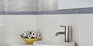 Mine serisiyle banyolara estetik form