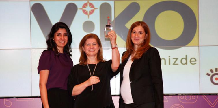 VİKO 'İnsana Saygı' Ödülünün sahibi oldu