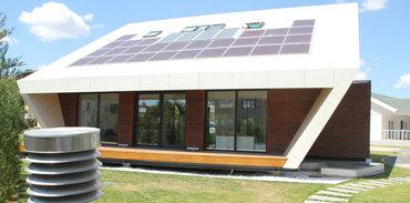 Ekolojik Ev ile enerji faturası sıfırlanıyor