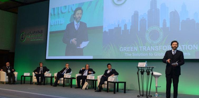 Yeşil dönüşüm için toplumsal farkındalık önemli
