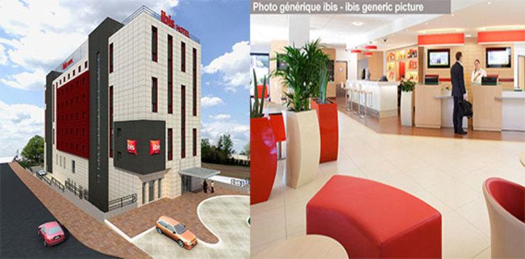 İbis Otel Esenyurt hizmete açıldı