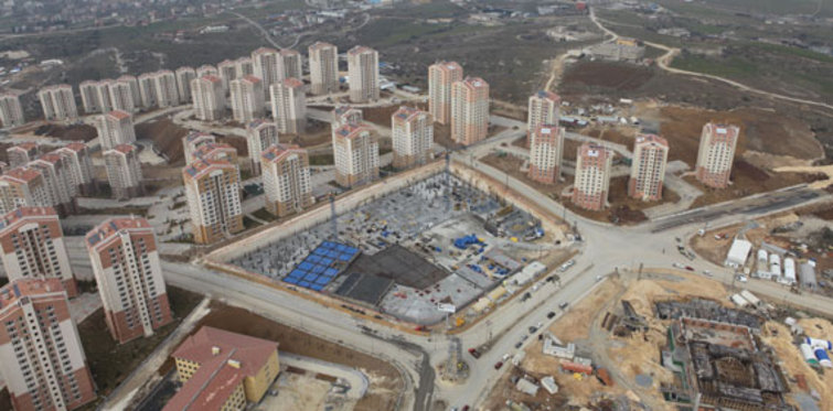 İstanbul'un yeni merkezi: Kayaşehir