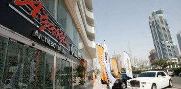 Ağaoğlu, Dubai'de satış ofisi açıyor