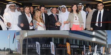 Ağaoğlu, Dubai temsilciliğini açtı
