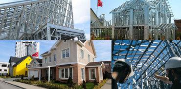 Depremde çelik ev ile güvende ol