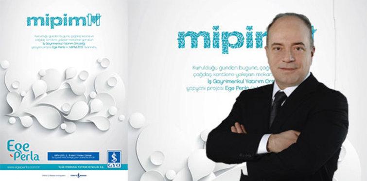 Ege PERLA MIPIM 2013'te yabancı yatırımcıyla buluştu