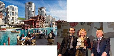Bosphorus City MIPIM'de En İyi Türk Projesi seçildi