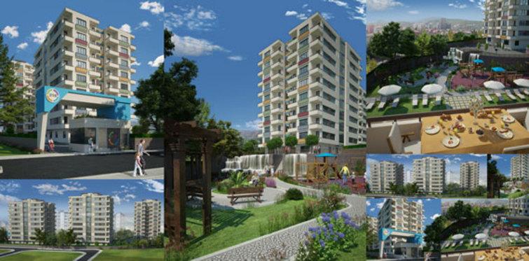 216 Butik Çekmeköy inşa aşamasındayken yüzde 20 kazandırdı