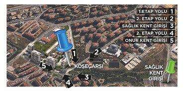 Başakşehir Belediyesi, beş yol üzeri köşe dükkanları satışa açıyor