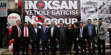 İnoksan, Trabzon Bayisi NR Grup açıldı