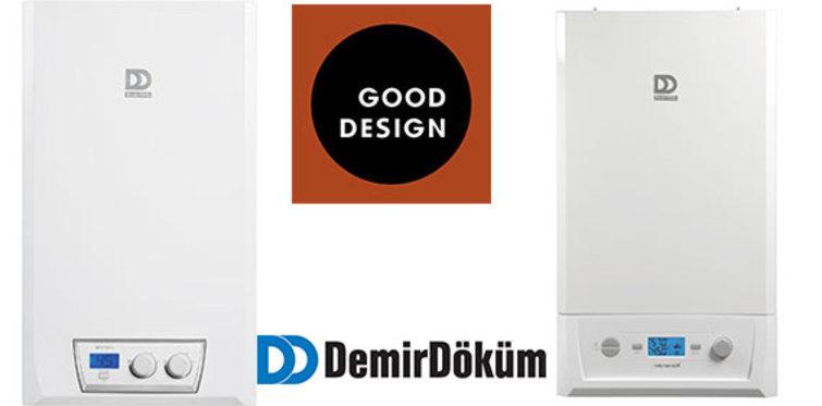 DemirDöküm'e ABD'den Tasarım Ödülü